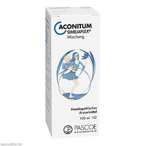 ACONITUM SIMILIAPLEX Tropfen, 100 ML, PASCOE pharmazeutische Präparate GmbH