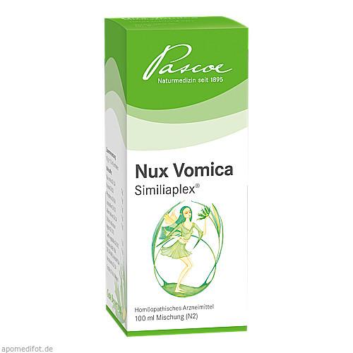 NUX VOMICA SIMILIAPLEX, 100 ML, Pascoe pharmazeutische Präparate GmbH