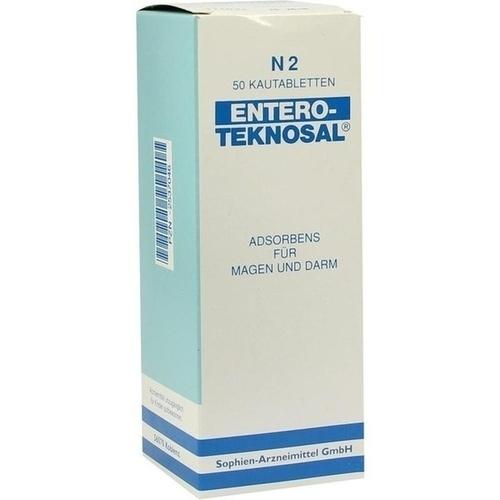 ENTERO TEKNOSAL, 50 ST, Sophien-Arzneimittel GmbH