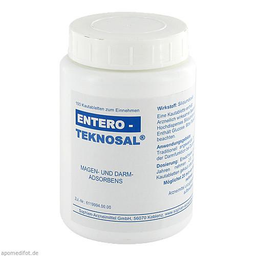 ENTERO TEKNOSAL, 100 ST, Sophien Arzneimittel GmbH