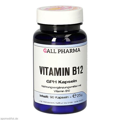 VITAMIN B12 3ug GPH, 90 ST, Hecht-Pharma GmbH