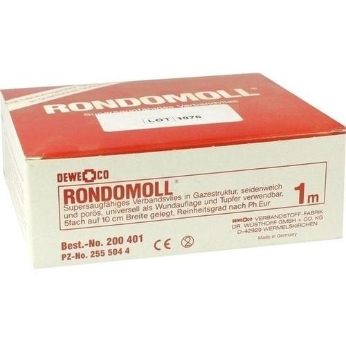 RONDOMOLL 5FACH 10CMX1M, 1 ST, Dewe+Co Verbandstoff-Fabrik Dr. Wüsthoff & Co.