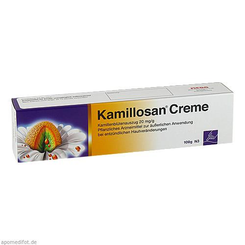 KAMILLOSAN CREME, 100 G, Meda Pharma GmbH & Co. KG