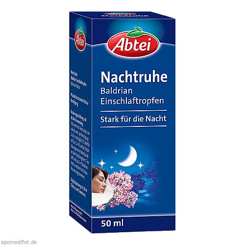 Abtei Nachtruhe Einschlaftropen, 50 ML, Omega Pharma Deutschland GmbH