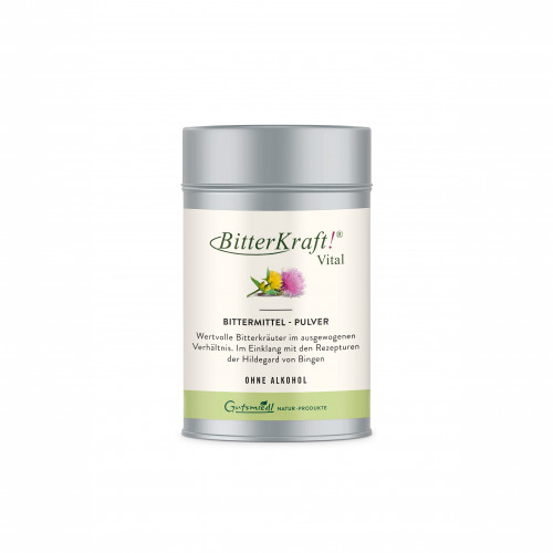 Bitterkraft Vital, 100 G, Gutsmiedl Hildegard-Produkte