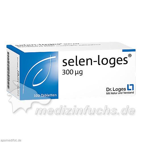 selen-Loges 300ug, 100 ST, Dr. Loges + Co. GmbH