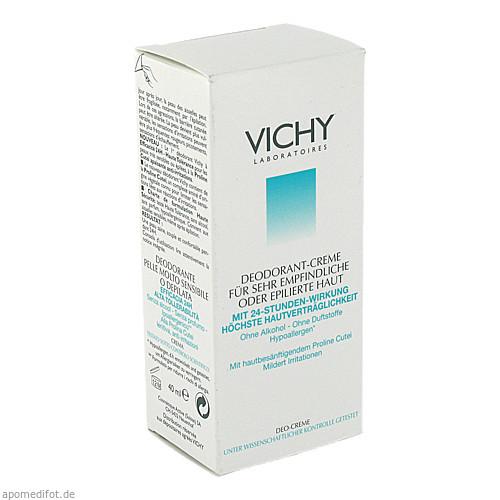 VICHY DEO CREME EMPF.HAUT NEU, 40 ML, L'oreal Deutschland GmbH