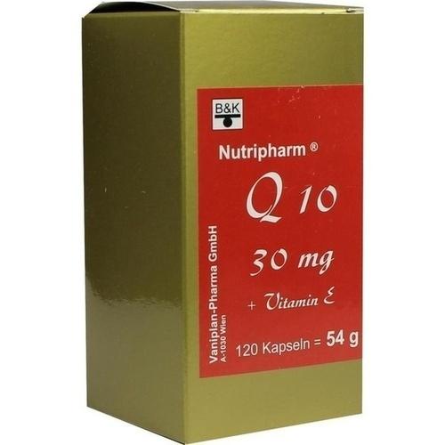 Q10 30mg, 120 ST, Fbk-Pharma GmbH