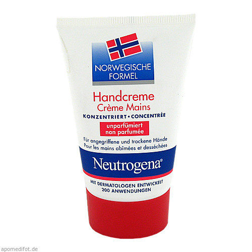 NEUTROGENA norweg.Formel Handcreme unparfümiert, 50 ML, Johnson&Johnson GmbH-CHC