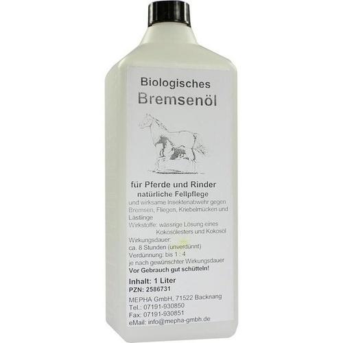 Bremsenöl für Tiere, 1000 ML, Mepha GmbH