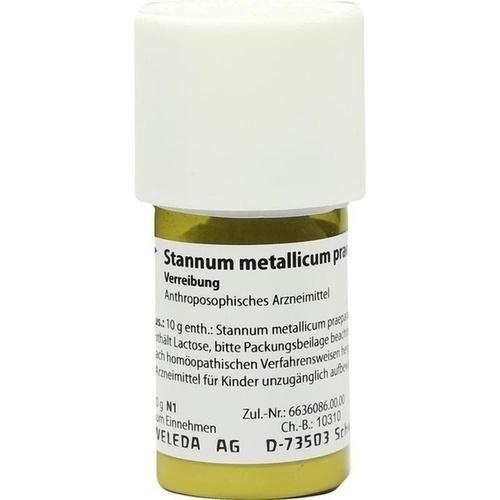 STANNUM MET PRAEP D20, 20 G, Weleda AG