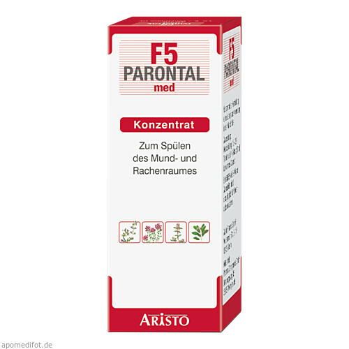 Parontal F5 med, 20 ML, Aristo Pharma GmbH