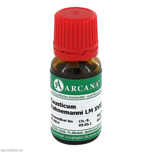 CAUSTICUM ARCA LM 18, 10 ML, Arcana Arzneimittel-Herstellung Dr. Sewerin GmbH & Co. KG