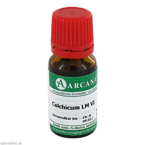 COLCHICUM ARCA LM 6, 10 ML, Arcana Arzneimittel-Herstellung Dr. Sewerin GmbH & Co. KG