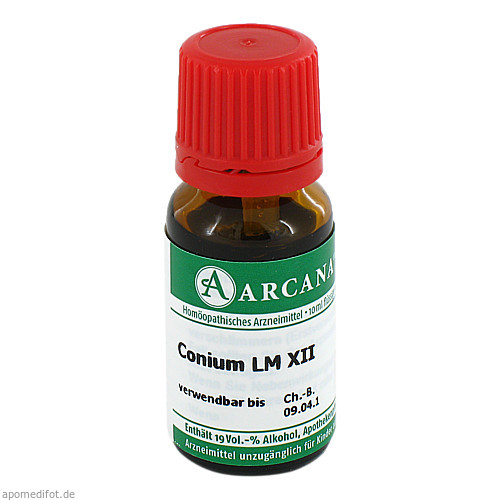 CONIUM ARCA LM 12, 10 ML, ARCANA Dr. Sewerin GmbH & Co. KG