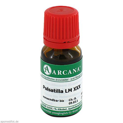 PULSATILLA ARCA LM 30, 10 ML, Arcana Arzneimittel-Herstellung Dr. Sewerin GmbH & Co. KG