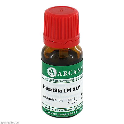 PULSATILLA ARCA LM 45, 10 ML, Arcana Arzneimittel-Herstellung Dr. Sewerin GmbH & Co. KG