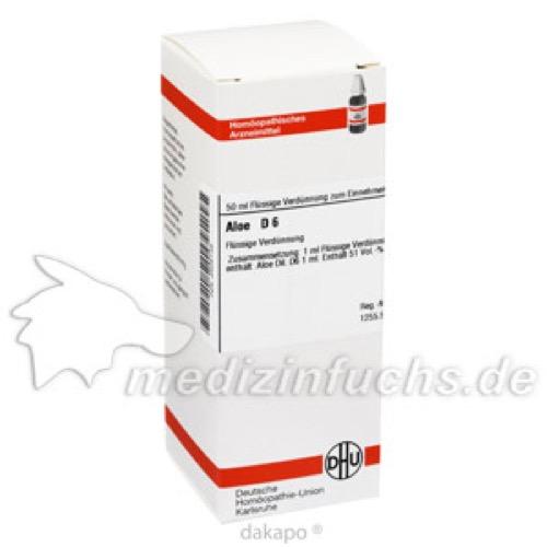 ALOE D 6, 50 ML, Dhu-Arzneimittel GmbH & Co. KG