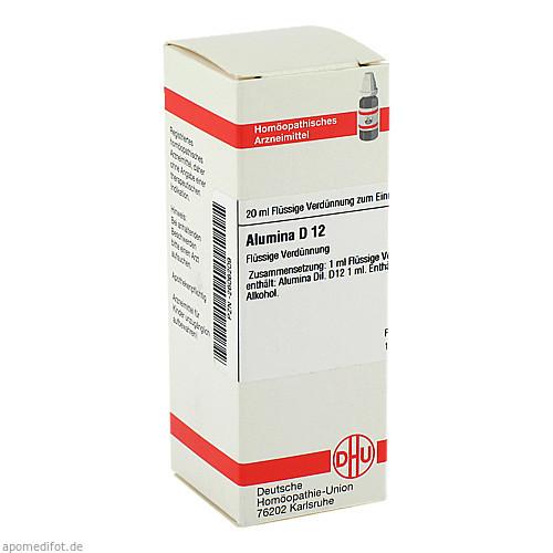 ALUMINA D12, 20 ML, Dhu-Arzneimittel GmbH & Co. KG