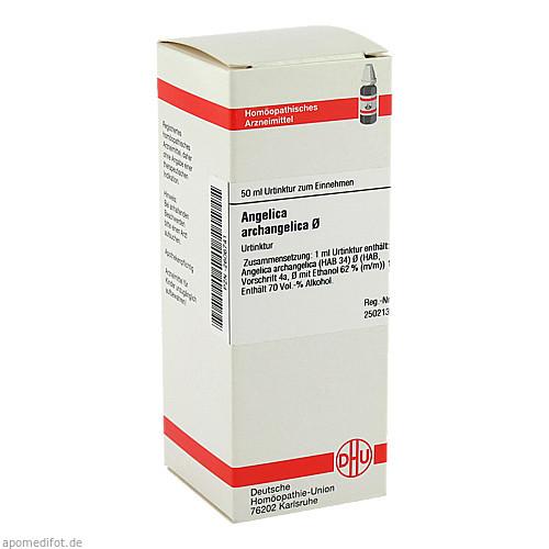 ANGELICA ARCHANGELICA URT D 1, 50 ML, Dhu-Arzneimittel GmbH & Co. KG