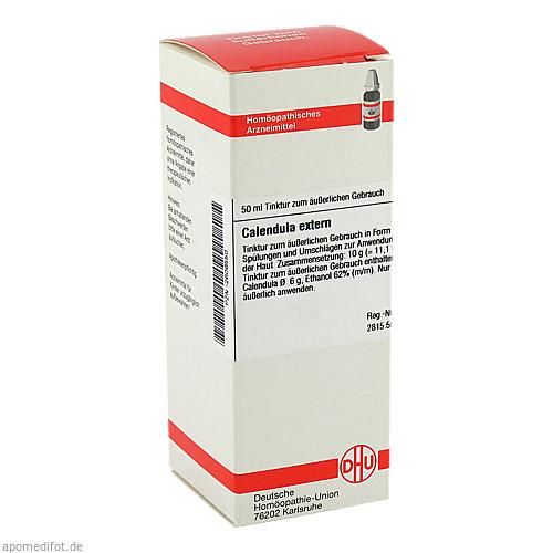 CALENDULA EXTERN, 50 ML, Dhu-Arzneimittel GmbH & Co. KG