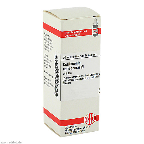 COLLINSONIA CANADENS URT, 20 ML, Dhu-Arzneimittel GmbH & Co. KG