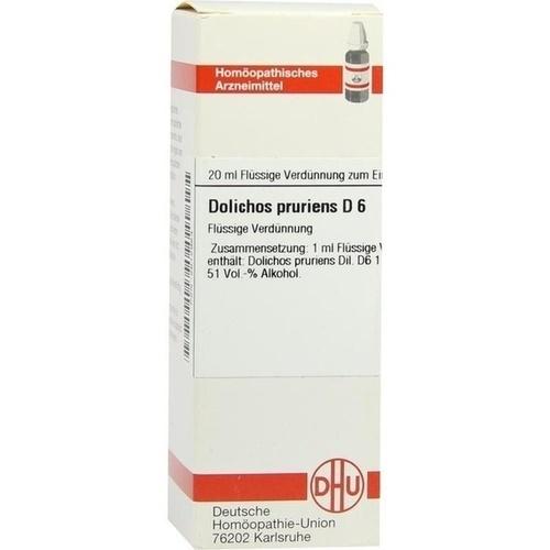 DOLICHOS PRUR D 6, 20 ML, Dhu-Arzneimittel GmbH & Co. KG