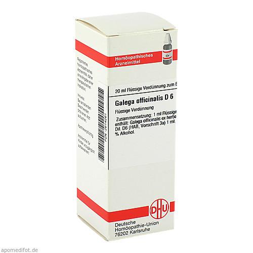 GALEGA OFFIC D 6, 20 ML, Dhu-Arzneimittel GmbH & Co. KG