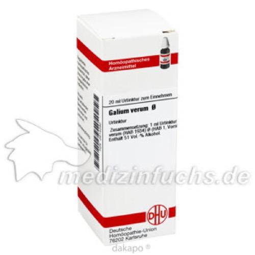 GALIUM VERUM URT, 20 ML, Dhu-Arzneimittel GmbH & Co. KG