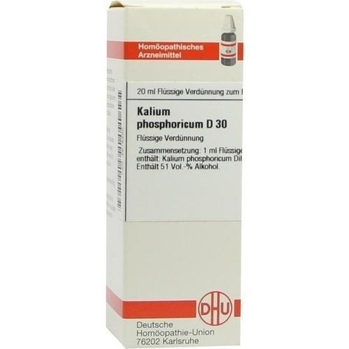 KALIUM PHOS D30, 20 ML, Dhu-Arzneimittel GmbH & Co. KG
