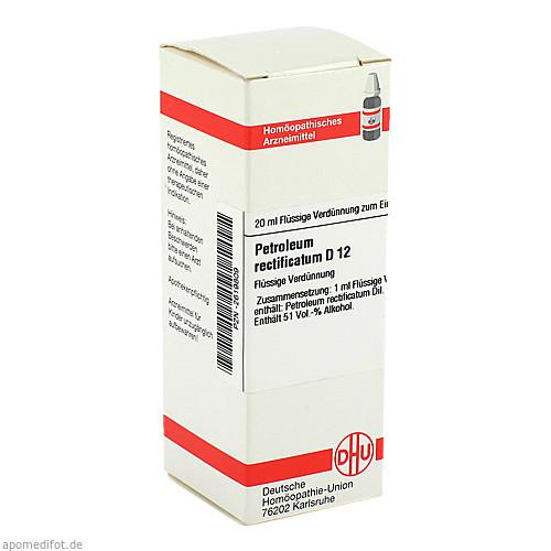 PETROLEUM RECTIFIC D12, 20 ML, Dhu-Arzneimittel GmbH & Co. KG