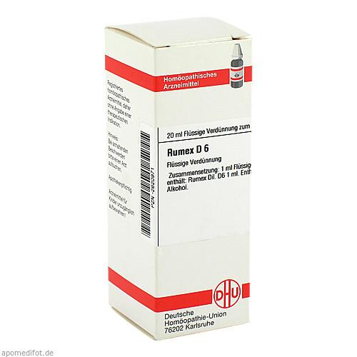 RUMEX D 6, 20 ML, Dhu-Arzneimittel GmbH & Co. KG