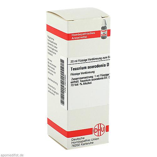 TEUCRIUM SCOROD D 3, 20 ML, Dhu-Arzneimittel GmbH & Co. KG