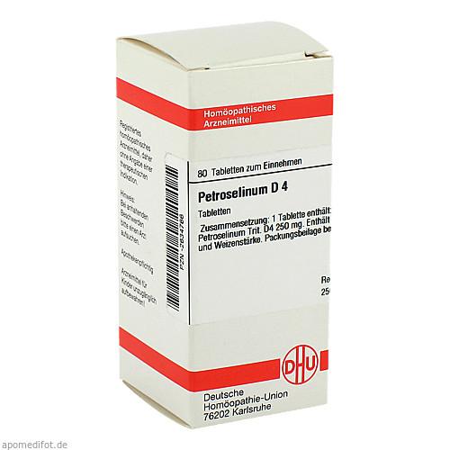 PETROSELINUM D 4, 80 ST, Dhu-Arzneimittel GmbH & Co. KG