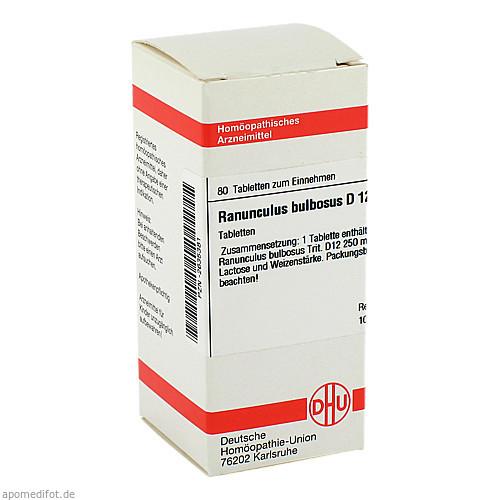 RANUNCULUS BULB D12, 80 ST, Dhu-Arzneimittel GmbH & Co. KG