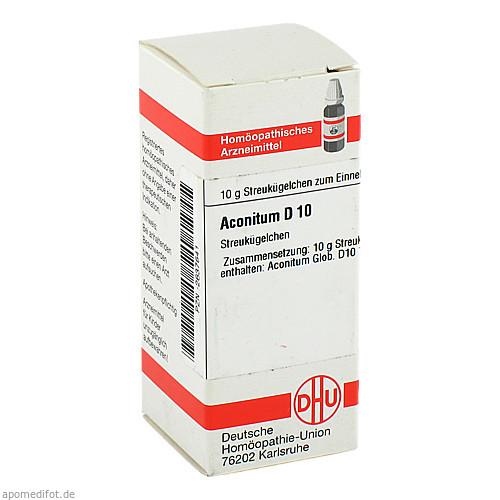 ACONITUM D10, 10 G, Dhu-Arzneimittel GmbH & Co. KG