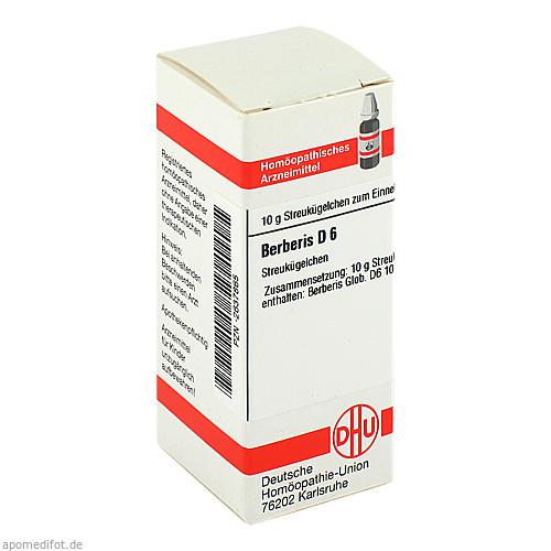 BERBERIS D 6, 10 G, Dhu-Arzneimittel GmbH & Co. KG