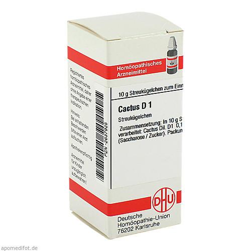 CACTUS D 1, 10 G, Dhu-Arzneimittel GmbH & Co. KG
