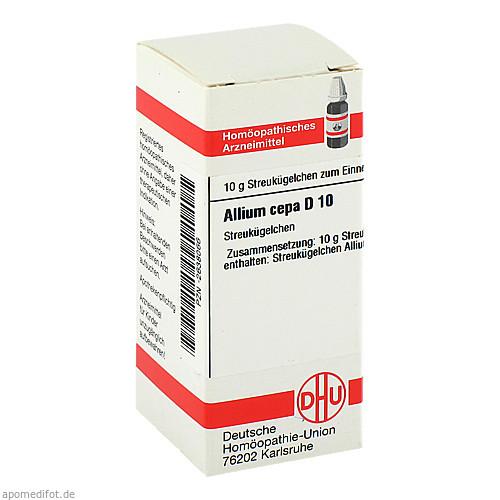 ALLIUM CEPA D10, 10 G, Dhu-Arzneimittel GmbH & Co. KG