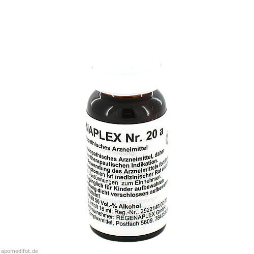 REGENAPLEX 20 A, 15 ML, Regenaplex GmbH
