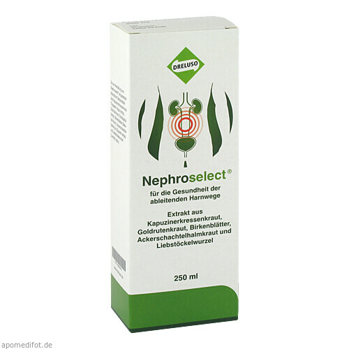 Nephroselect, 250 ML, Dreluso-Pharmazeutika Dr.Elten & Sohn GmbH