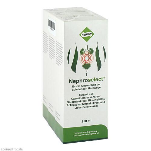 Nephroselect, 750 ML, Dreluso-Pharmazeutika Dr.Elten & Sohn GmbH