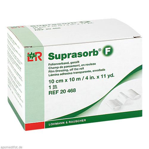 Suprasorb F unsteril 10cmx10m Rolle, 1 ST, Lohmann & Rauscher GmbH & Co. KG