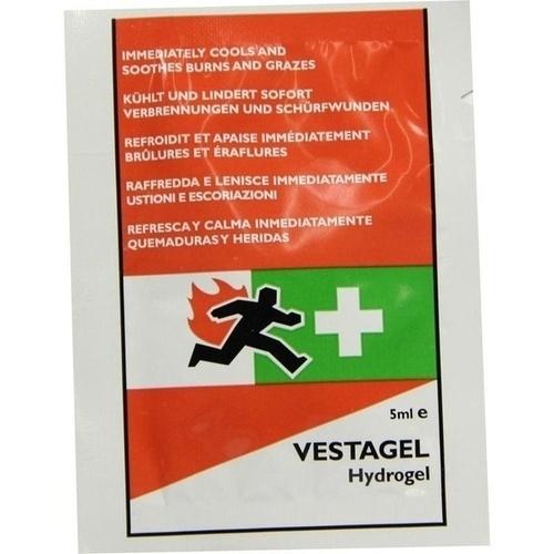 VESTAGEL Hydrogel ster. f. Verbrennungen, 5 ML, P.J.Dahlhausen & Co. GmbH