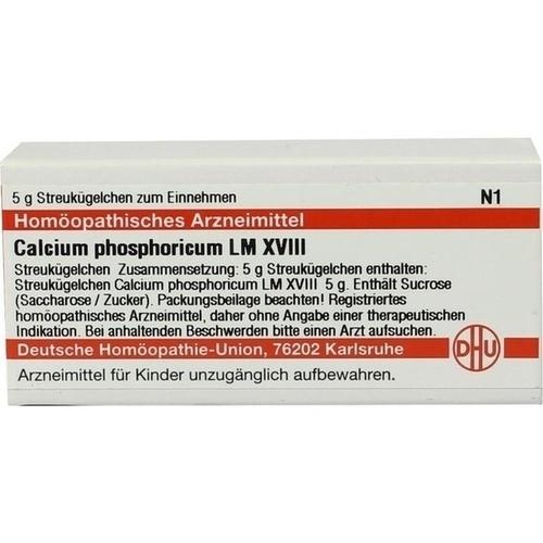 LM CALC PHOS XVIII, 5 G, Dhu-Arzneimittel GmbH & Co. KG