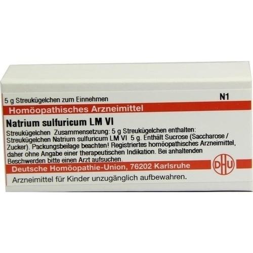 LM NATR SULF VI, 5 G, Dhu-Arzneimittel GmbH & Co. KG