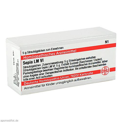 LM SEPIA VI, 5 G, Dhu-Arzneimittel GmbH & Co. KG