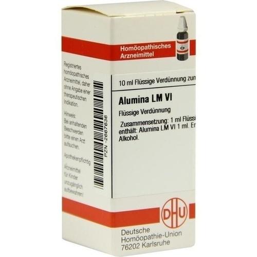 LM ALUMINA VI, 10 ML, Dhu-Arzneimittel GmbH & Co. KG