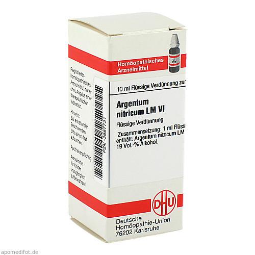 LM ARGENT NITR VI, 10 ML, Dhu-Arzneimittel GmbH & Co. KG