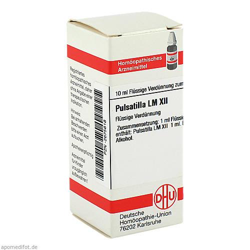 LM PULSATILLA XII, 10 ML, Dhu-Arzneimittel GmbH & Co. KG
